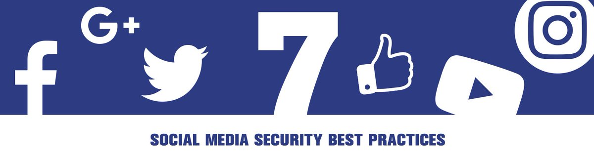 7 social media security best practices  http:// 0fox.co/NDS130b0Njq  &nbsp;   #security #socialmedia #infosec<br>http://pic.twitter.com/FxFmAhz4MF
