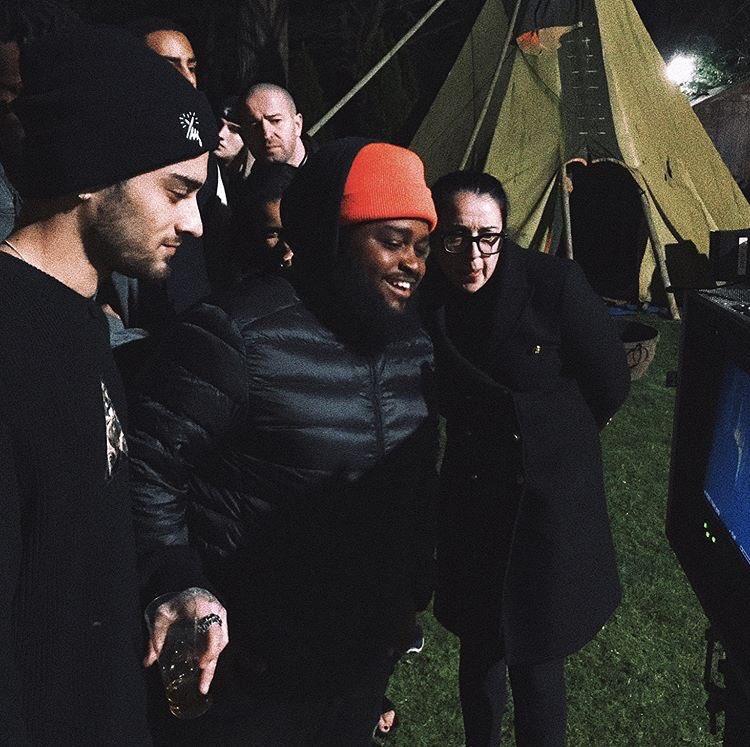 #INFO | Zayn sur le tournage du clip &quot;Still Got Time&quot; (3) -Ali <br>http://pic.twitter.com/ZN0lkXu7lQ
