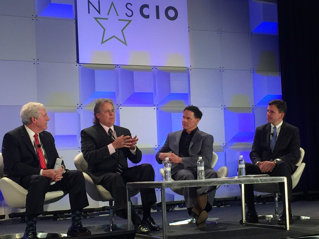 @MNIT_Services commissioner Tom Baden re: agile: measure measure measure and utilize creativity @NASCIO #NASCIO17 https://t.co/0BqhsB5Poq