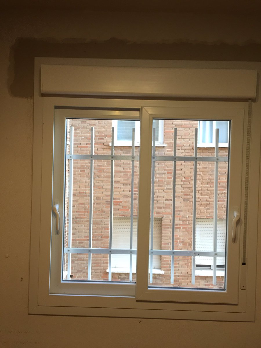 sustitucin de ventanas de aluminio por ventanas de pvc deceuninck tecnocor con cristal planithem