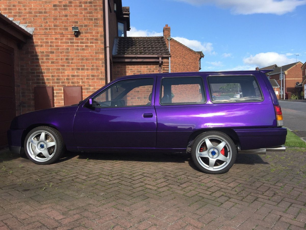 Vauxhall Astra Mk2 Estate - Vauxhall Astra Review
