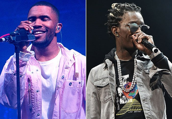 New Music: Frank Ocean feat. Young Thug - 'Slide on Me' https://t.co/n...