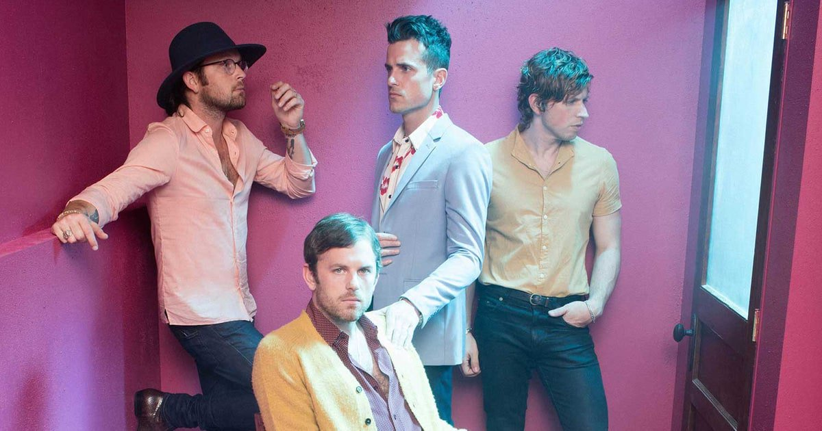Kings of Leon add 16 fall shows in support of their 2016 LP 'Walls' ht...
