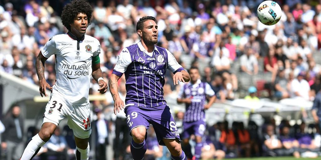 .@ogcnice suffered a major blow to their @Ligue1_ENG title hopes held to a 1-1 draw by @ToulouseFC on Sunday afternoon #TFCOGCN #Ligue1<br>http://pic.twitter.com/wYqatvtcqG