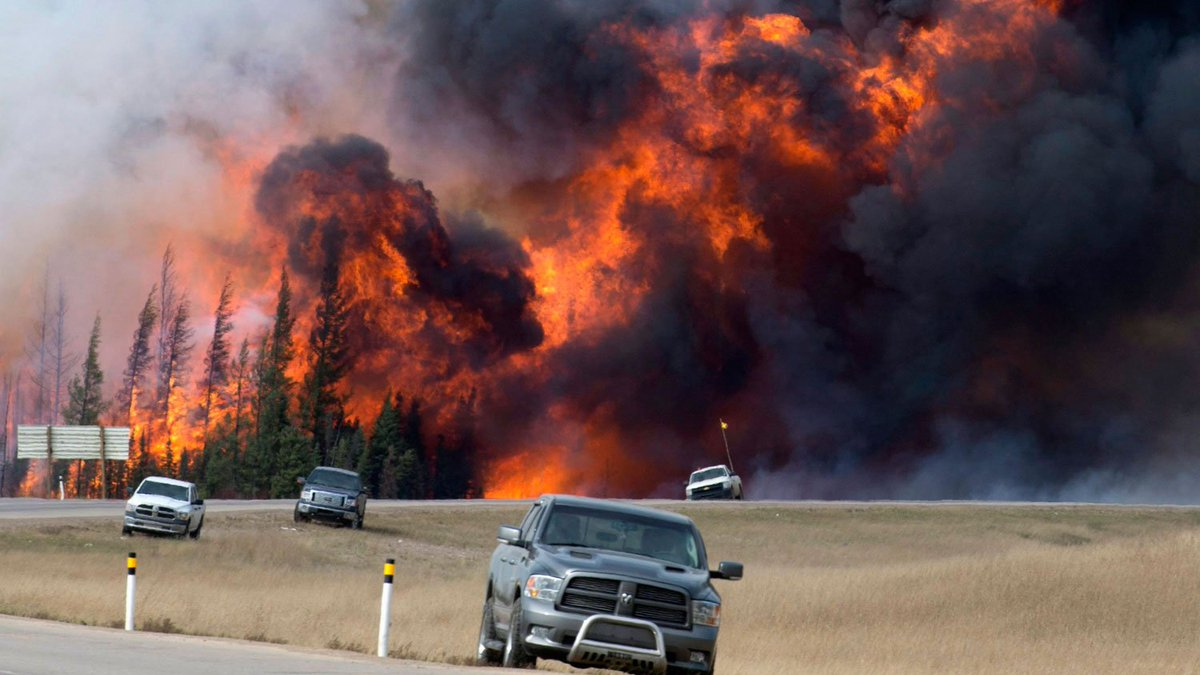 LIVE @ 12 ET: Red Cross gives update on Fort McMurray aid: https://t.c...