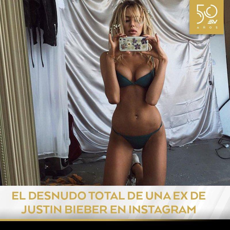 Sahara Ray De 23 Años Tuvo Un Breve Romance Con Justin Bieber En