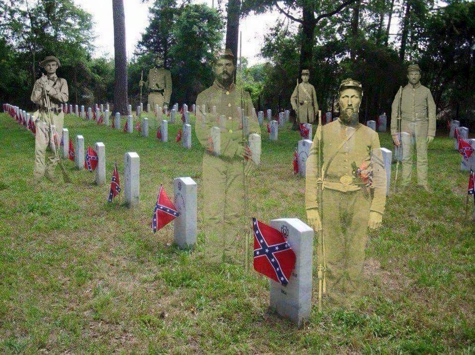 New Orleans dishonors #American #Veterans by removing #Confederate monuments. Heros that fought 4 #Confederacy R #US Veterans!  #SHAMEFUL!<br>http://pic.twitter.com/bn4h9JNoTT