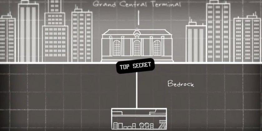 Deep below Grand Central Terminal lies New York\'s most secret basement.