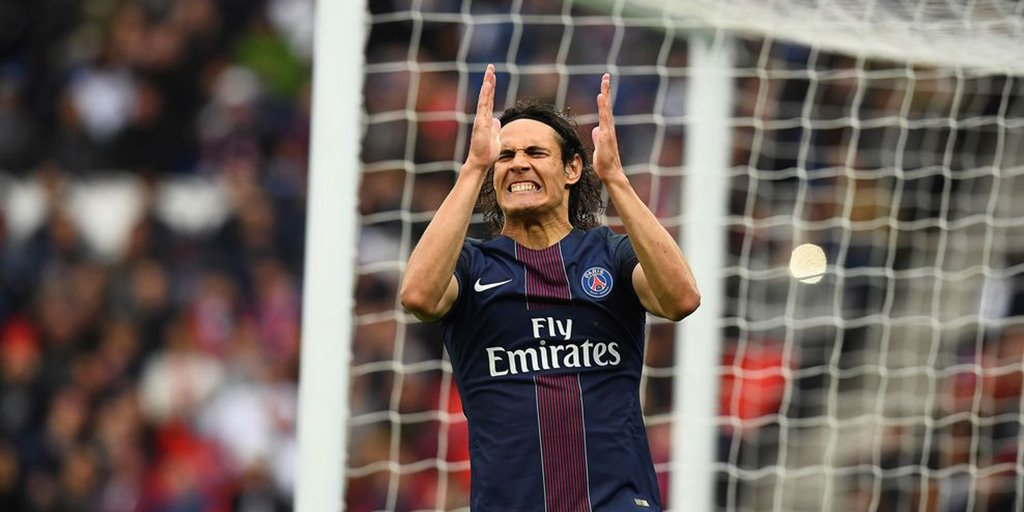 .@ECavaniOfficial&#39;s opener against @MontpellierHSC has moved him on 31 goals at the top of @Ligue1_ENG scoring charts #PSGMHSC #Ligue1<br>http://pic.twitter.com/sbGbI9wHOS