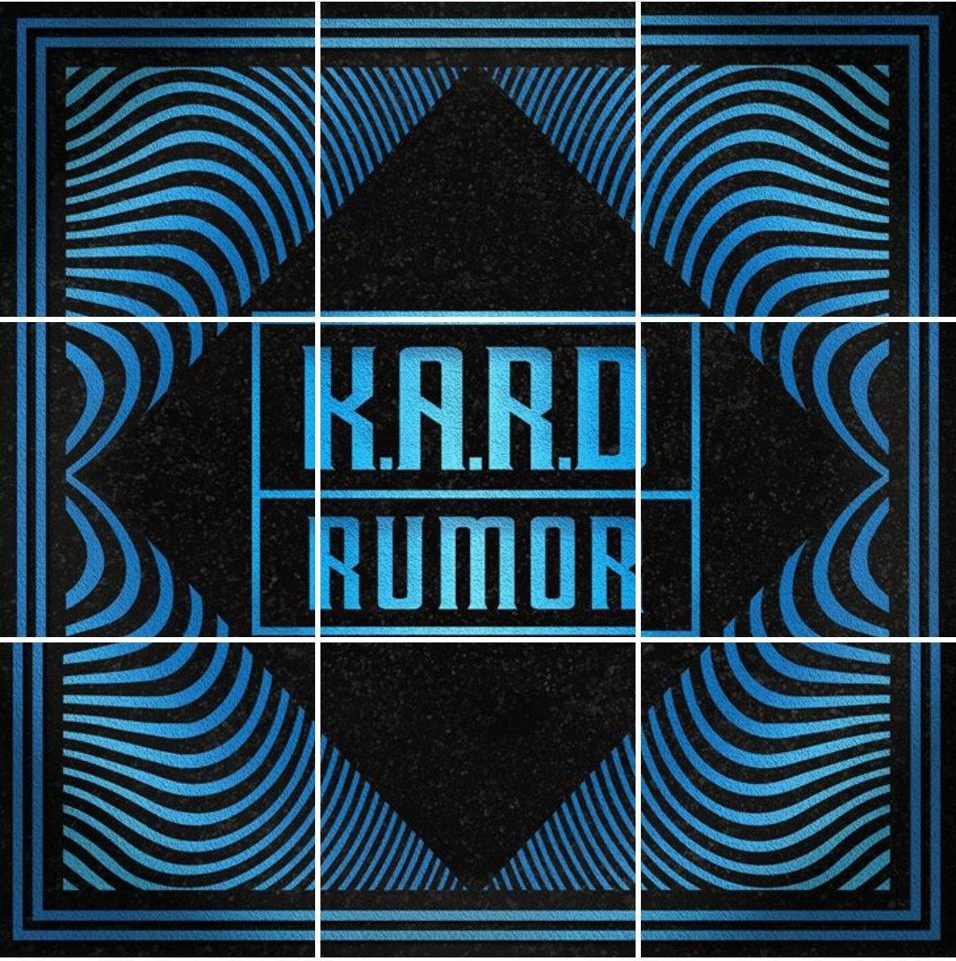 [#INFO] K.A.R.D postou em seu Instagram oficial a square do single #RUMOR  By: Sun Cr: official_kard<br>http://pic.twitter.com/GO9e60GUkG