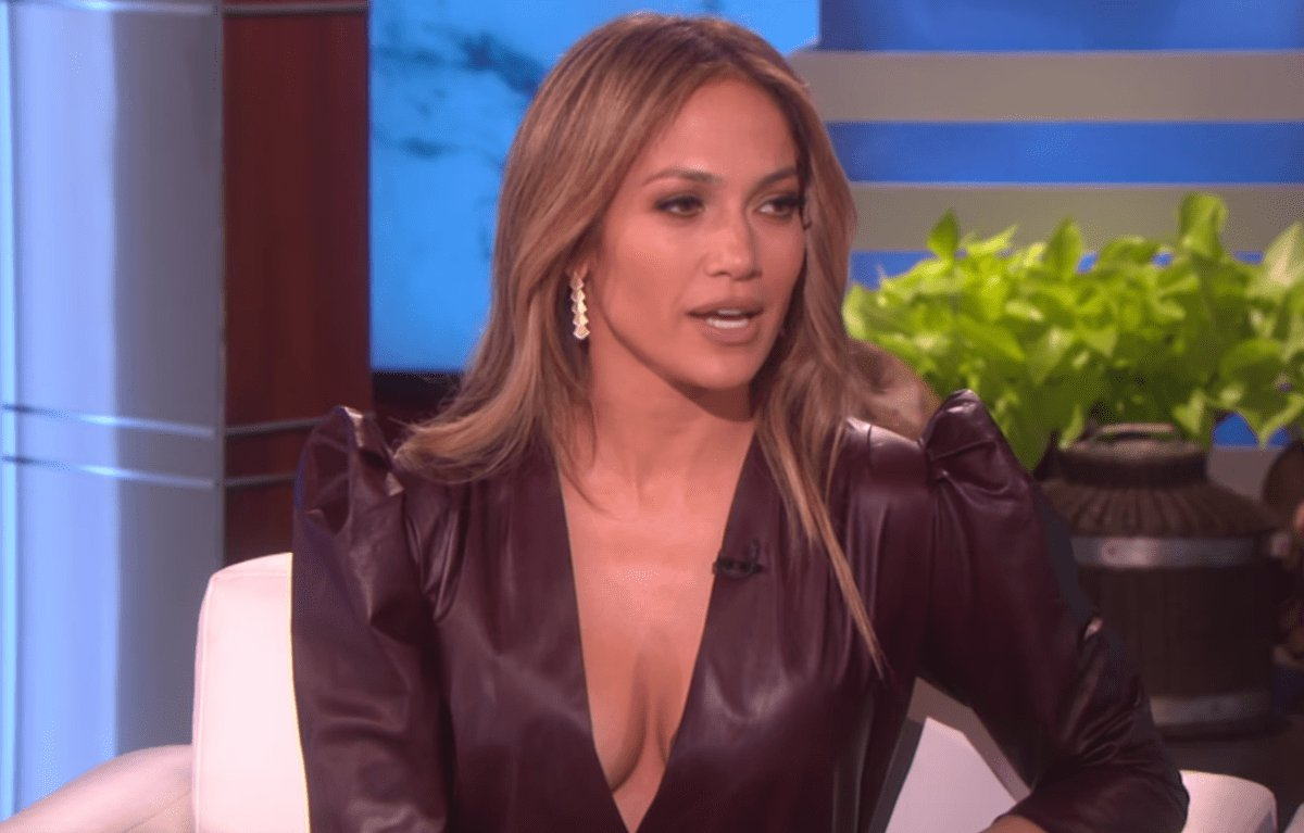 Jennifer Lopez reveals details about her relationship with A-Rod  http...