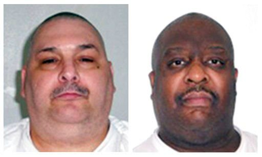 Arkansas prepares for 1st double execution in US since 2000 https://t....