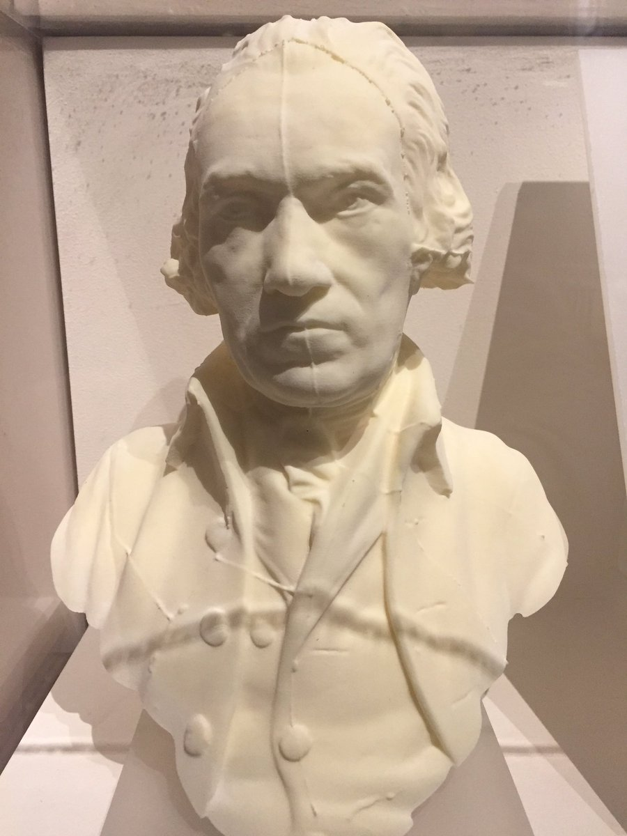 Celebrate #InternationalSculptureDay with our display on James Watt an...