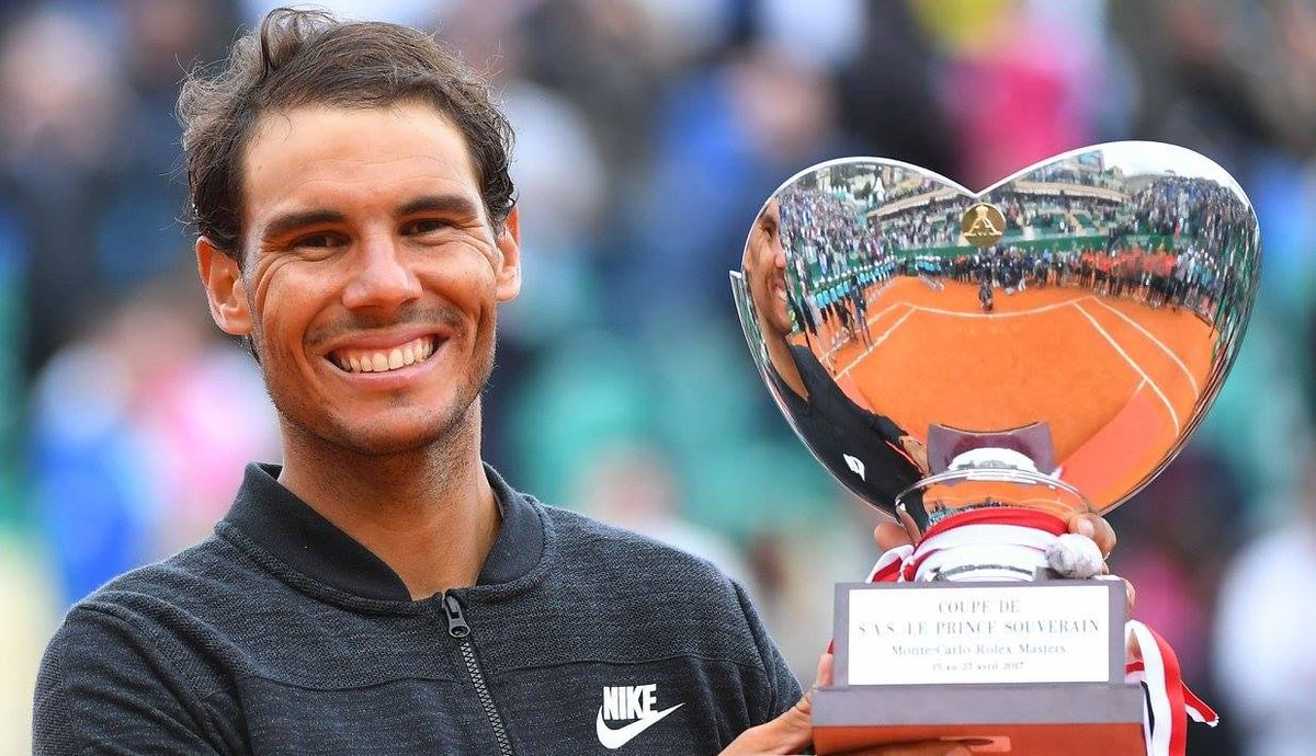 @RafaelNadal wins for the 10th time @MCROLEXMASTERS :no one like him! #Nadal #montecarlorolexmasters #monaco #montecarlo #cotedazur<br>http://pic.twitter.com/kbG3LmxO1G