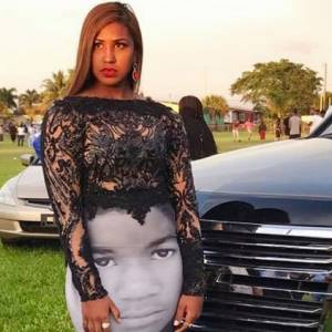 CNN: Teen wears Black Lives Matter-inspired dress to prom... #us https...