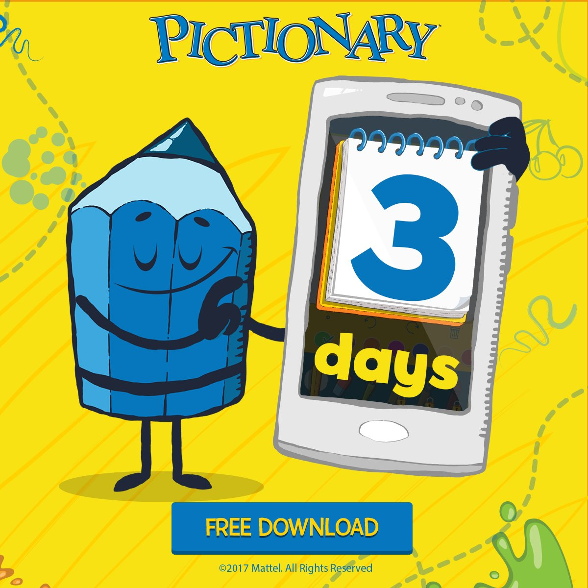 Pictionaryapp on twitter prepare yourself pictionary lovers now 3days pictionary mondaymotivationpicitterphqixrsbqk solutioingenieria Gallery