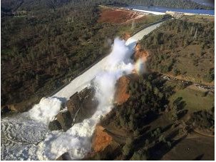 Kiewit Corp. awarded the contract for the Oroville Dam repair. https:/...