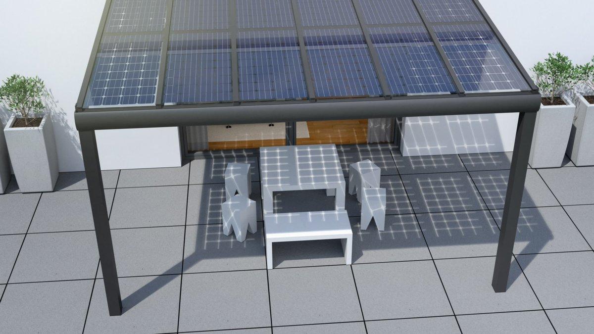 """Marvelous Solarterrassen Photo Of Esonnereview On Twitter: """"eterrassenüberdachung - Die Bessere"""