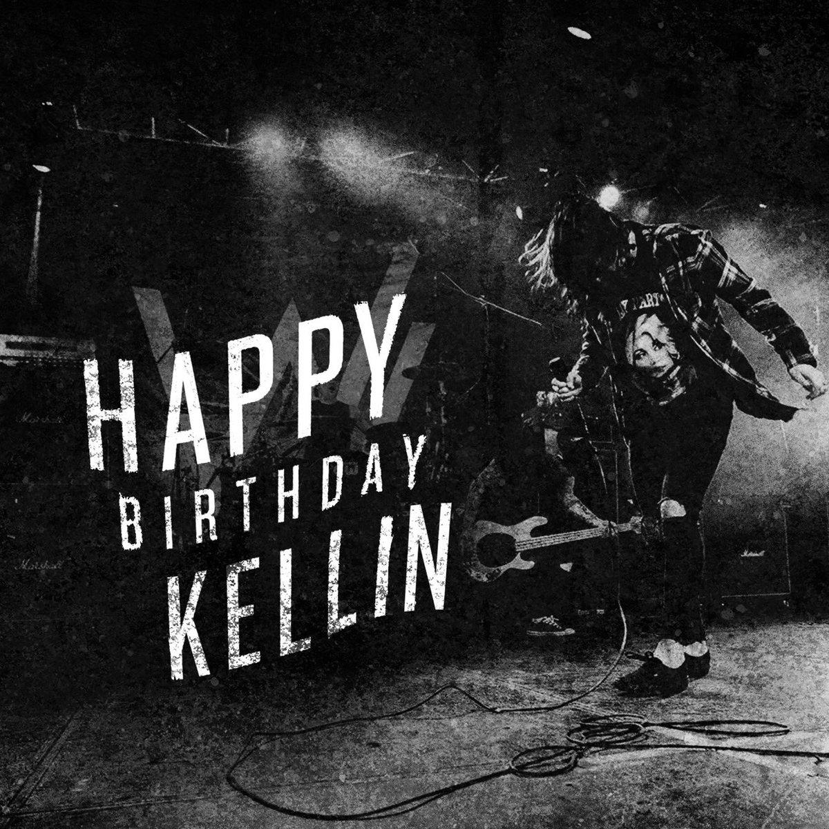 Happy birthday @kellinquinn!!