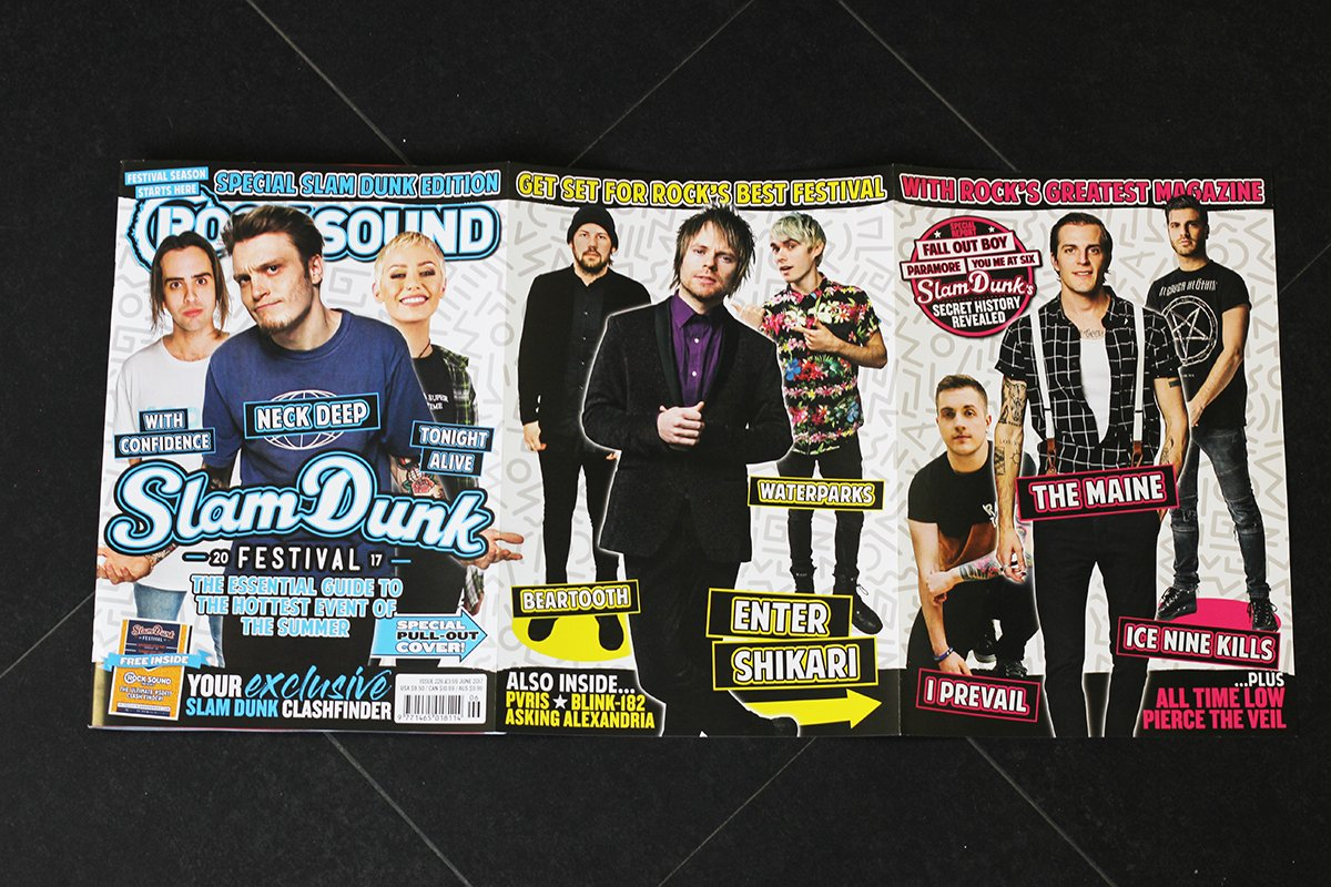 Image result for rock sound slam dunk