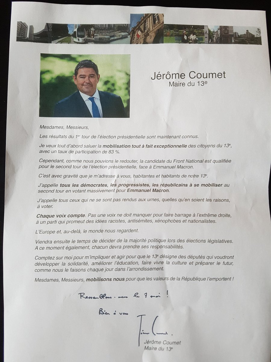 #antiFN #barrageauFN #barrageFN #tousauxurnes #paris13 #Circo7509 #mairiedu13 @jerome_coumet J aime mon quartier !!!pic.twitter.com/vc31TNYvq0