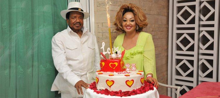 Nous avons célébré notre 23ième anniversaire de mariage: https://t.co/KXGQdRToYp #PaulBiya #Cameroun