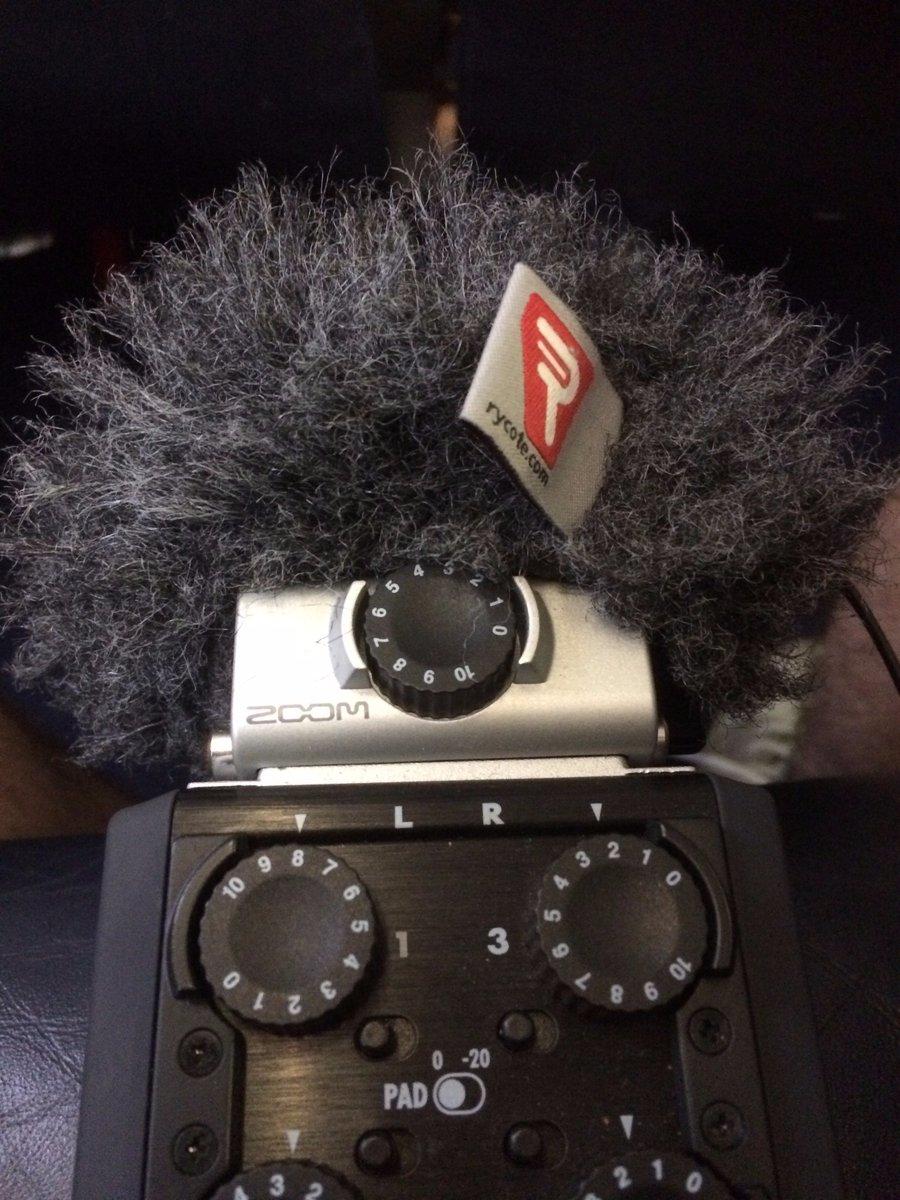 Don King Audio-Bot  #zoom #h6 #zoomh6 #fieldrecording #DonKing<br>http://pic.twitter.com/PTZhhgVnBt