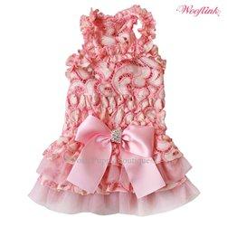 THE BEST DRESSER DRESS- PINK! Grab it:   #dogs #puppy #dogsoftwitter #dogdress @PoshPuppy