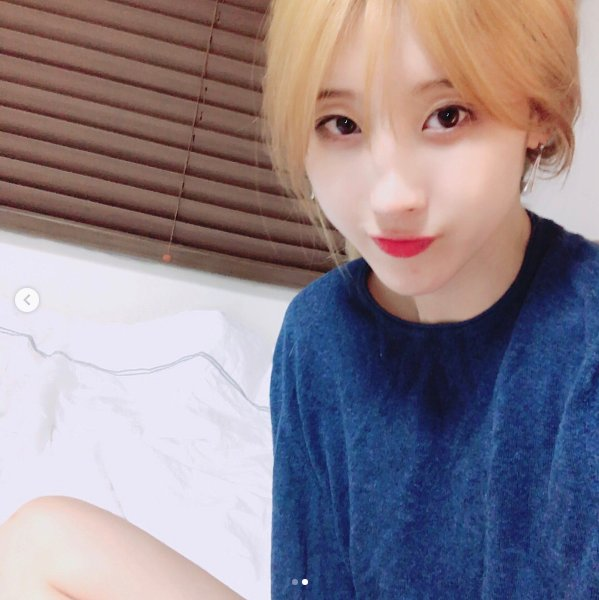 [ #INFO ] Hyemin (@Erine0503) cut her hair and Hyuna (@moongom119) changed her hair color! Comeback? #나인뮤지스 #9MUSES<br>http://pic.twitter.com/0PbNiQXart