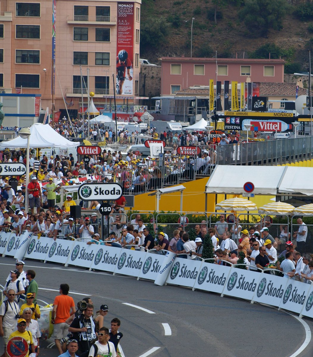 #TDF2017 in 67 days #TourdeFrance #TDF #Monaco <br>http://pic.twitter.com/yzvo4lF4JN