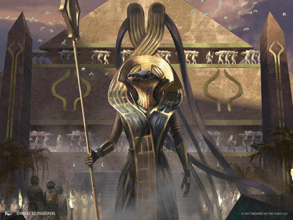 Magic The Gathering On Twitter Glory To The Gods Amonkhet