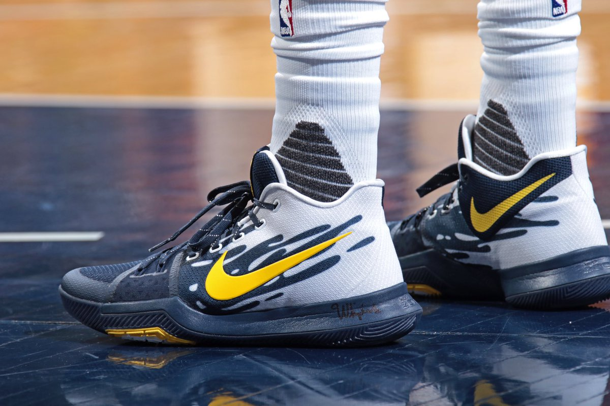 a2cbcaed2d2 ... coupon kyrie irving in the nike kyrie 3 for game 4 vs. indiana  defendtheland ed904