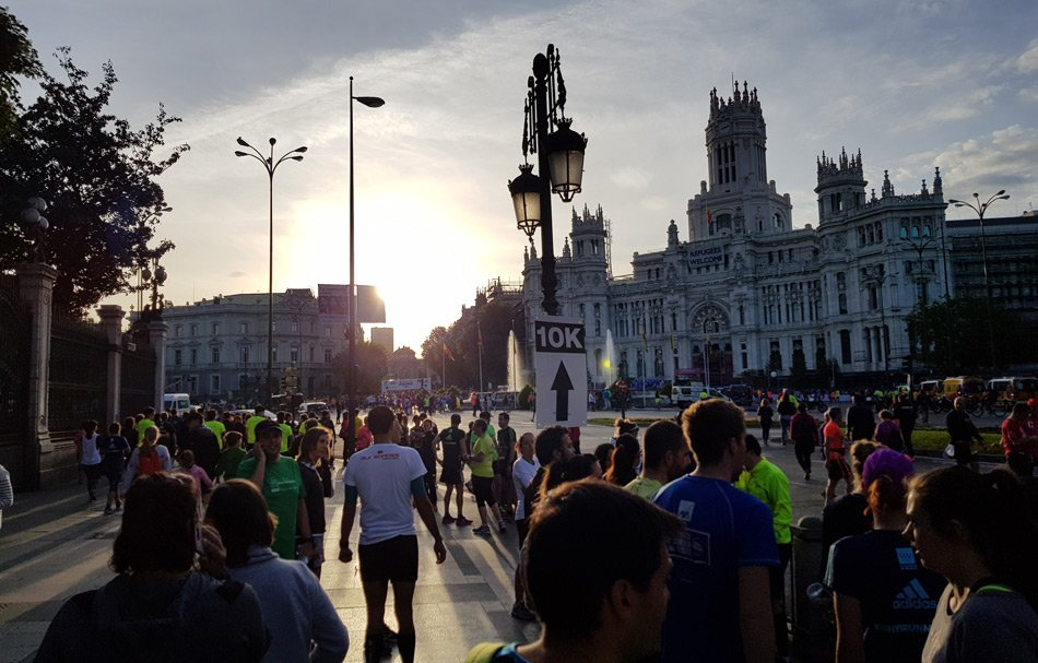 ¿Corriste la maratón de Madrid? Búscate en la galería de fotos