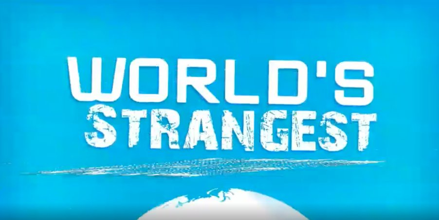 Want more World\'s Strangest? Watch videos here:
