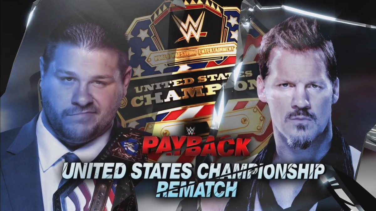 THIS SUNDAY: @IAmJericho gets his rematch for the #USTitle against #SD...