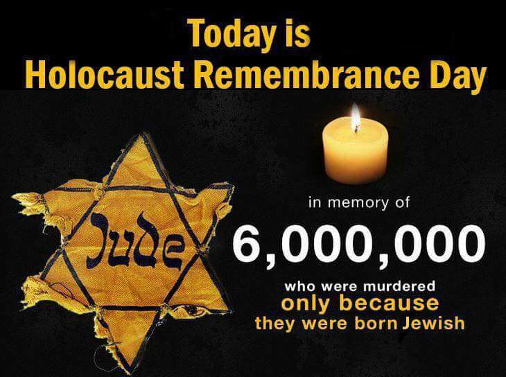 #Usa i&#39;m Puerto Rican but a few of my friends are Jewish, it&#39;s about / R.E.S.P.E.C.T. #HolocaustRemembranceDay<br>http://pic.twitter.com/M1PbUuX3fV