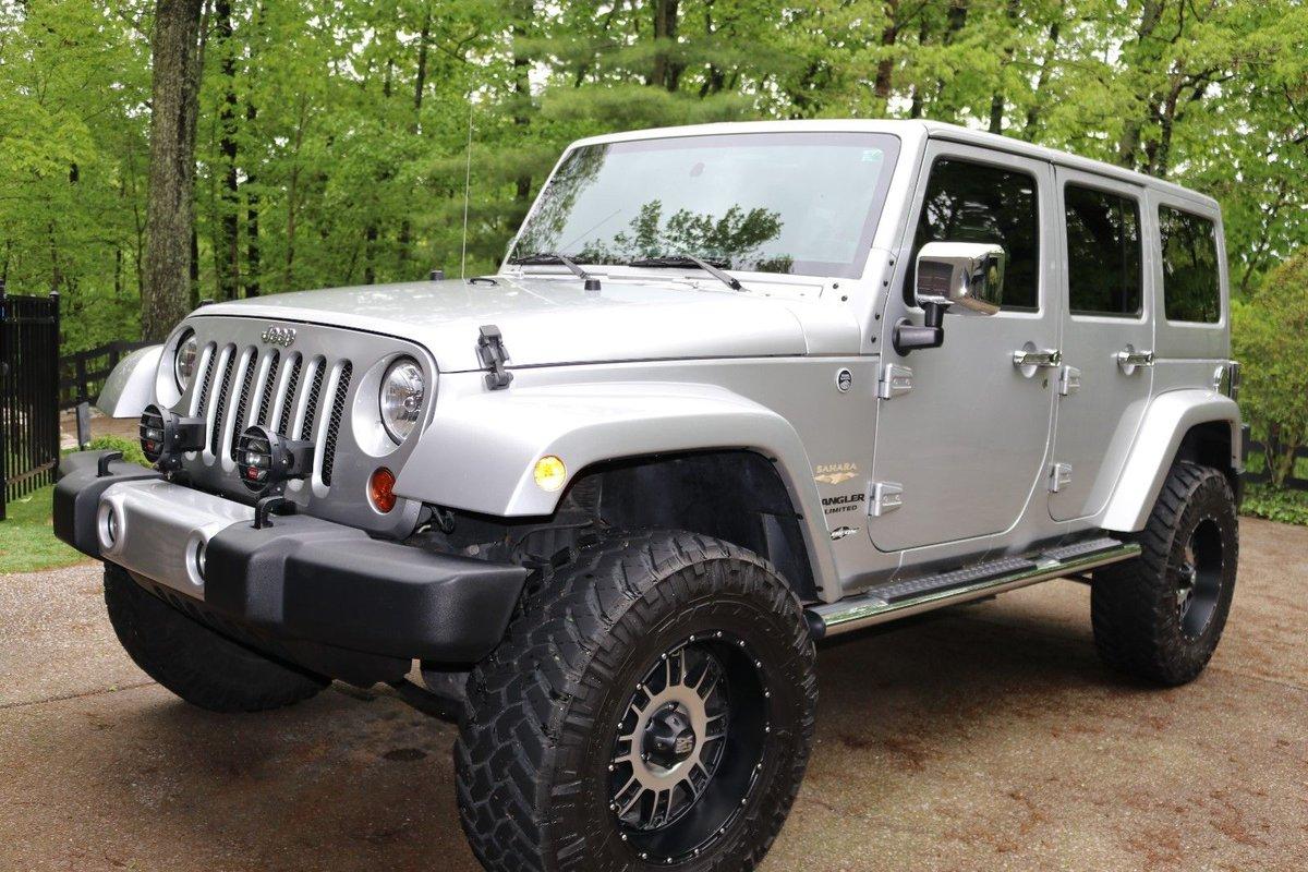 "us jeep sales on twitter: ""ebay: 2011 jeep wrangler sahara 2011 jeep"