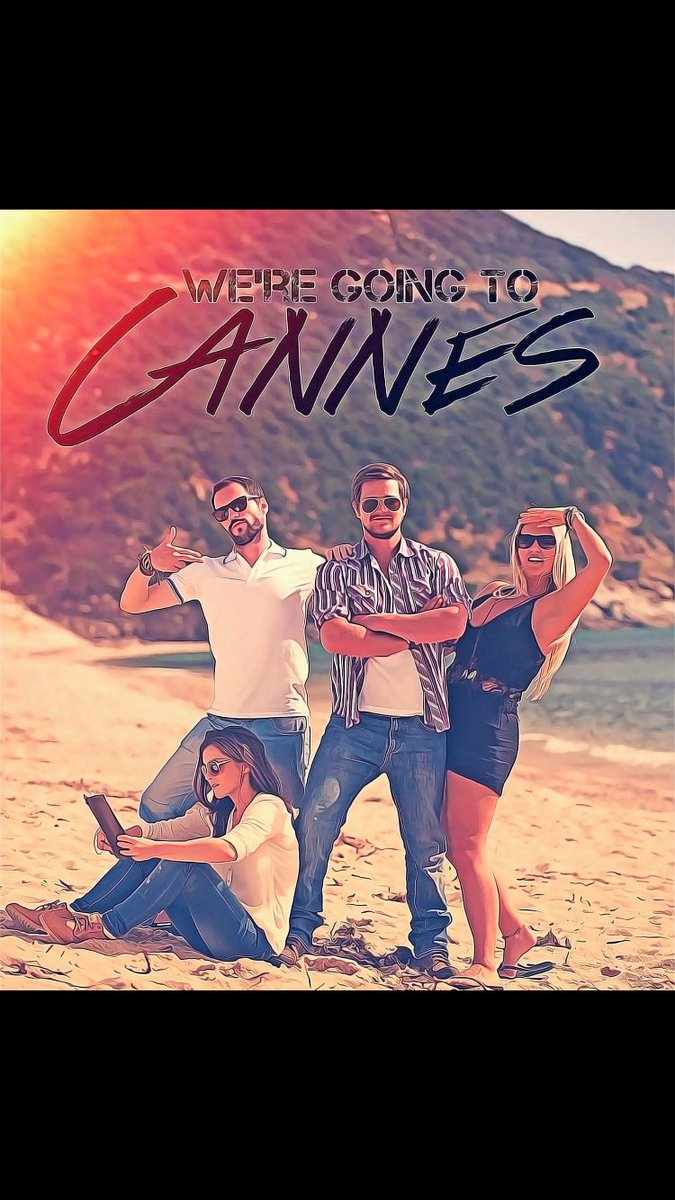 ITS OFFICIAL- We&#39;re off to Cannes Film Festival next month, screening at Marche du Film!!! So excited!!  #Cannes2017 #actress #indiefilm<br>http://pic.twitter.com/lyCa7mv8jL