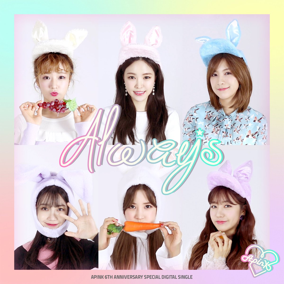 [Song & MV Review] A Pink – \'Always\'