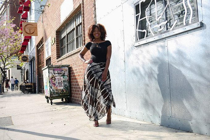 Outfit Inspiration: Sheer Maxi Skirt & Off The Shoulder Top