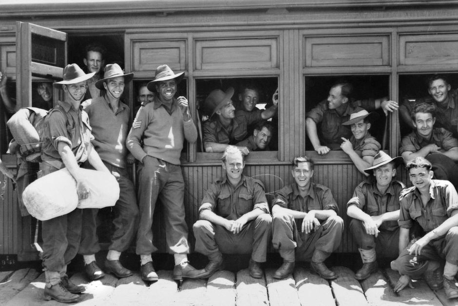 #AnzacDay: Indigenous soldiers thought 'when we got back we'd be treat...