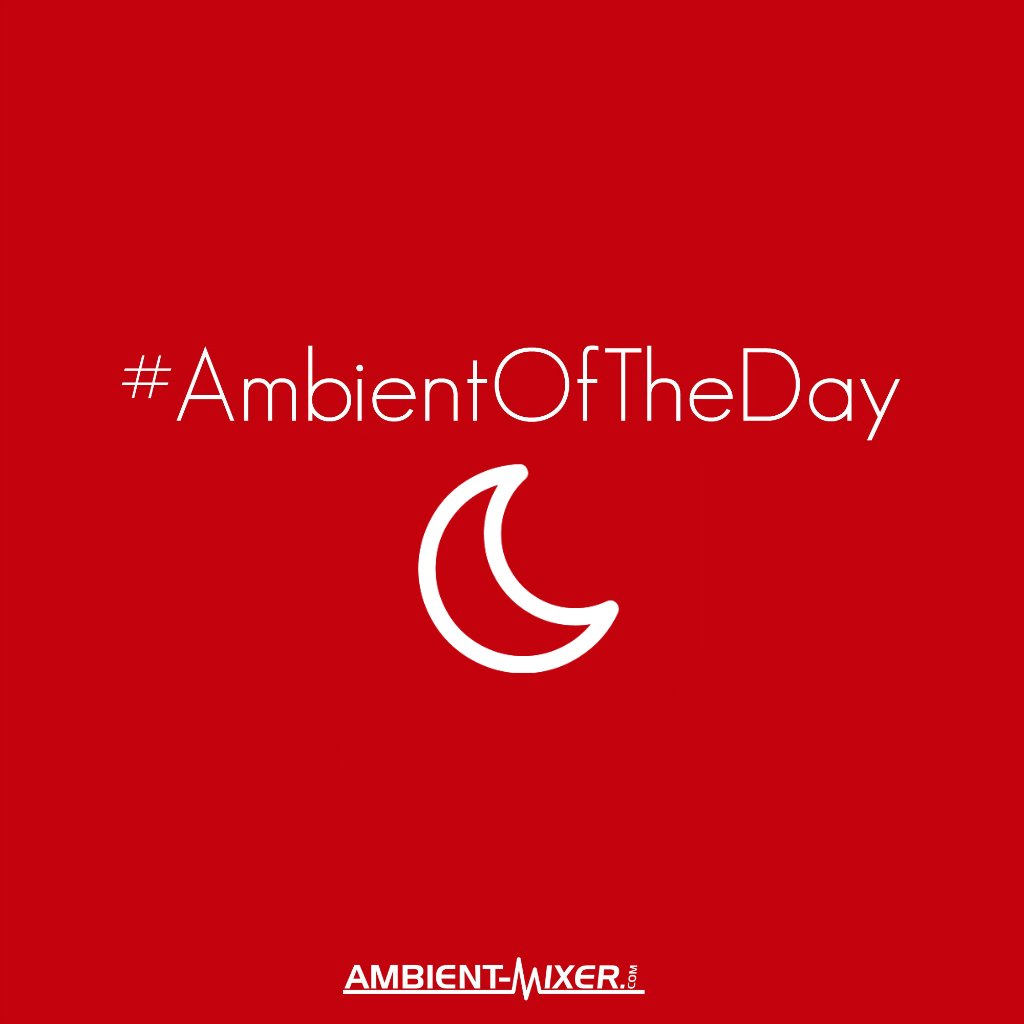 """Ambient Mixer ambient mixer on twitter: """"✍ daily #amwriting ambient"""