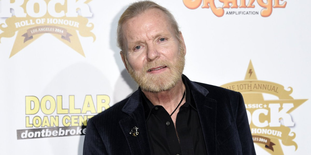 Gregg Allman denies rumors he's in hospice care ➡️ by @dmoyeweirdnews huff.to/2pYe2UZ
