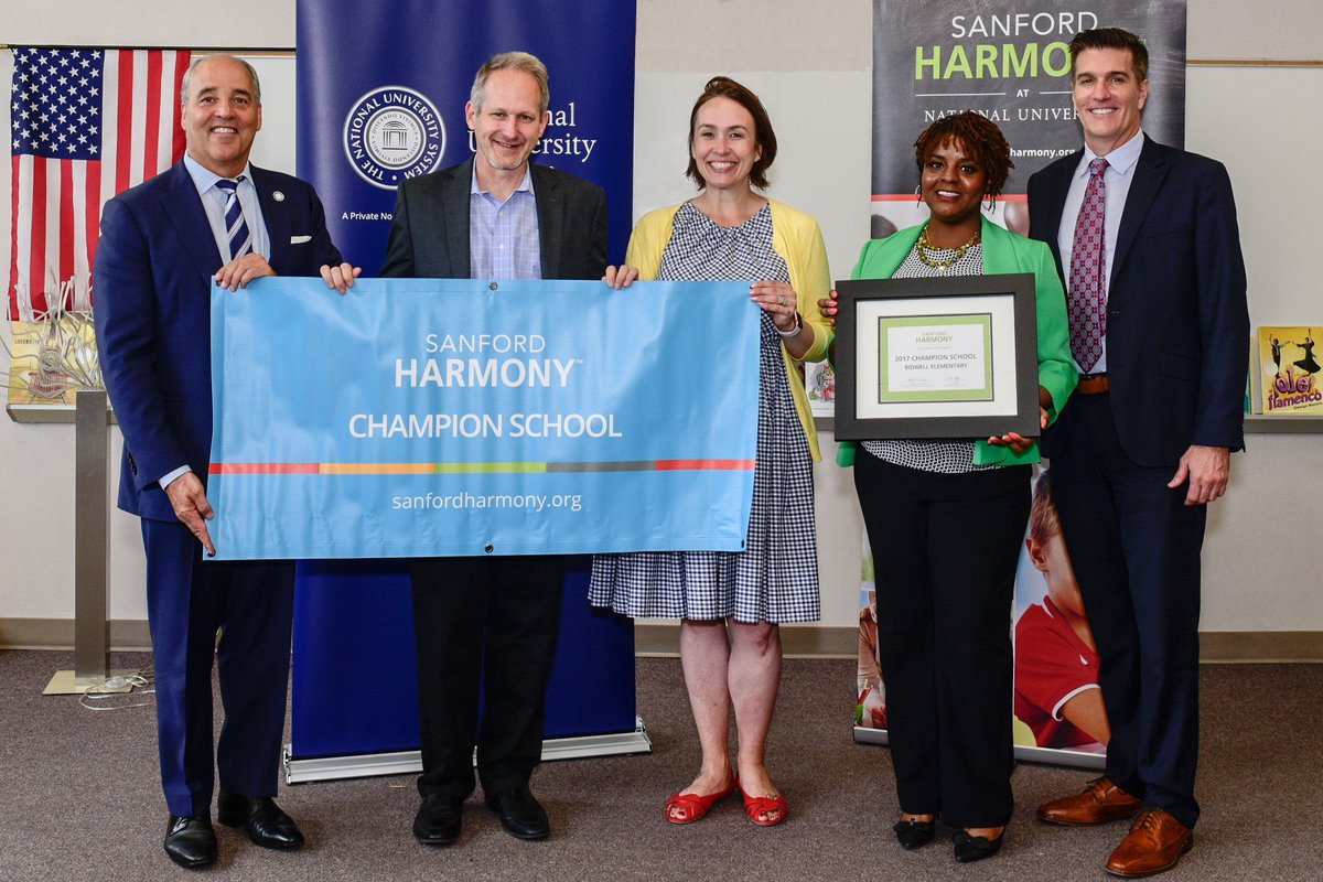Sanford Harmony On Twitter Today We Celebrated John Bidwell Elementary Being Named A Sanford Harmony Champion School For Its Great Success With Sel Https T Co W9zwjoxe8n