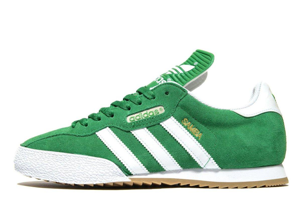 adidas samba super green Online