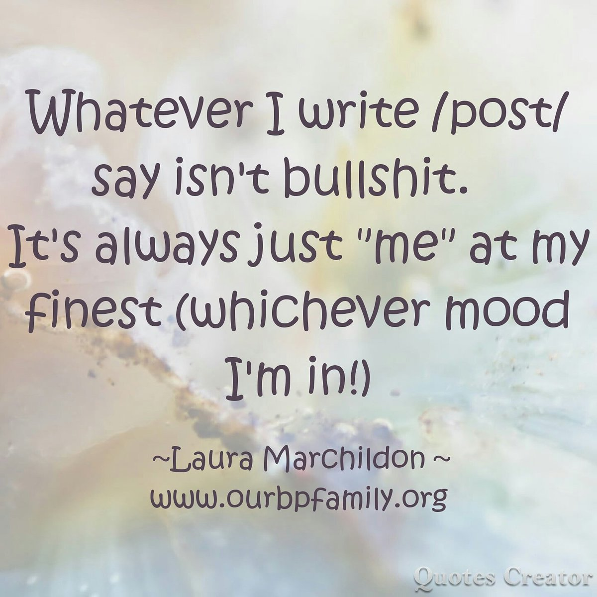 Laura Marchildon On Twitter I Sincerely Share My Life With You