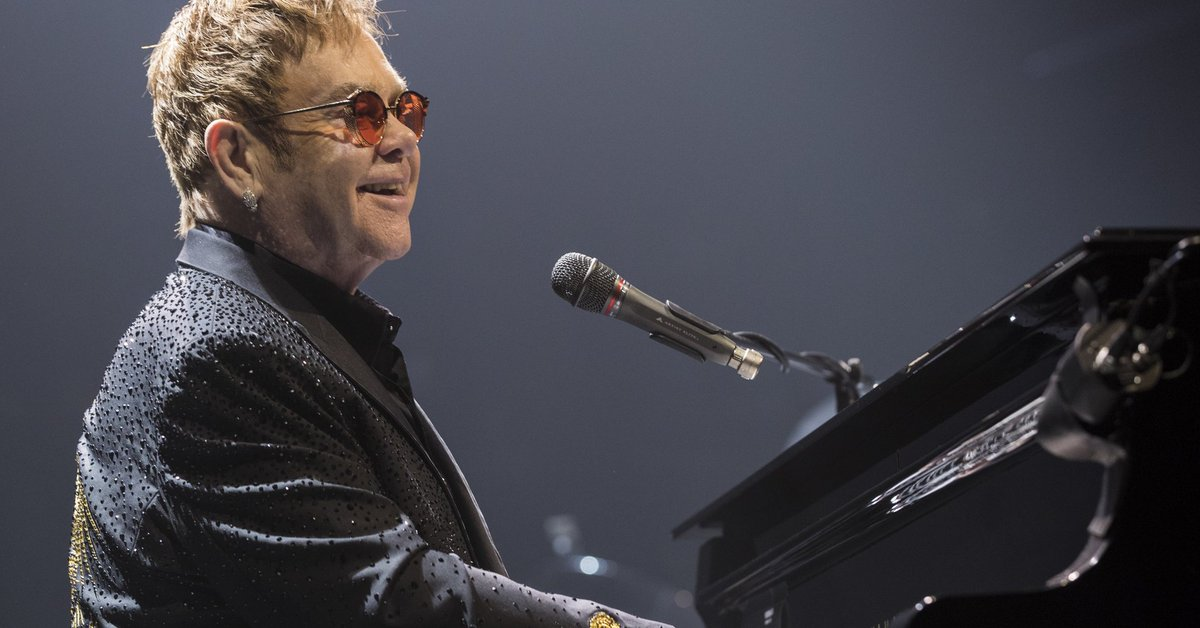 Elton John cancels concerts due to a 'rare and potentially deadly' infection huff.to/2q07S9D