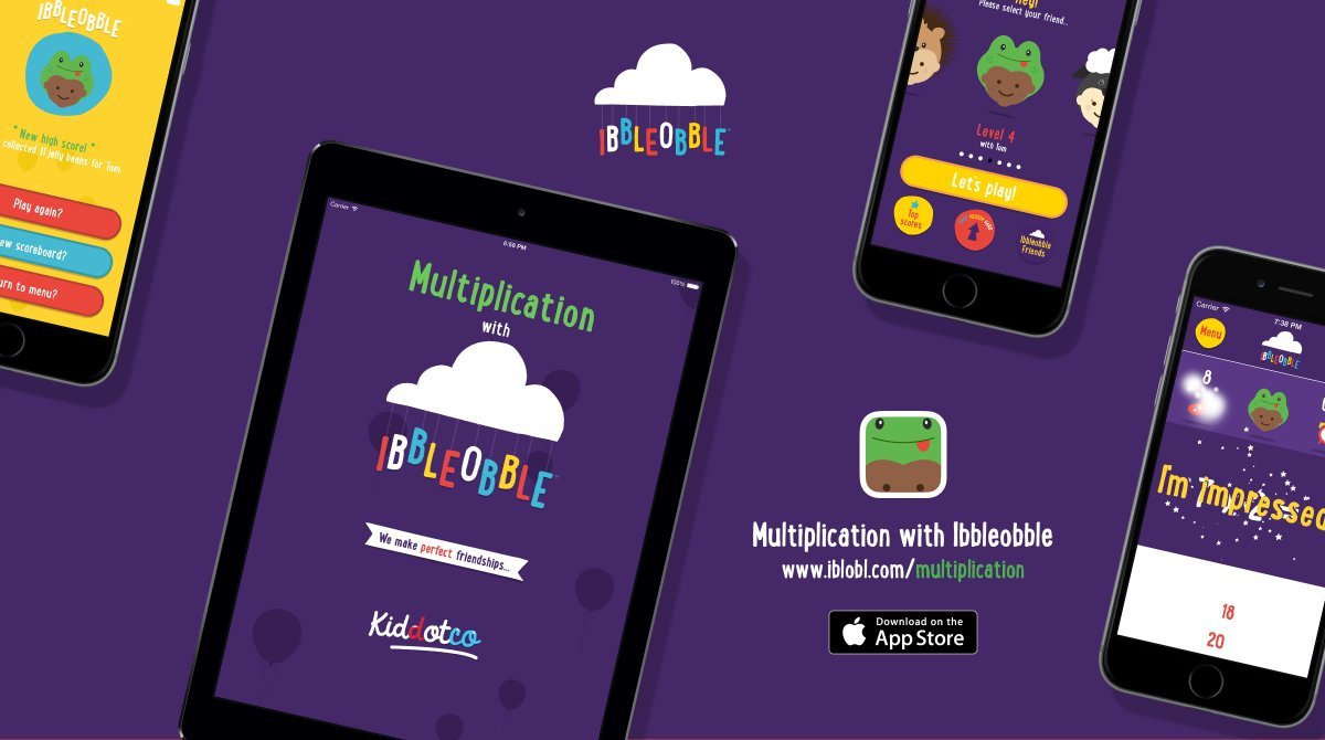 Need #help with #timestables? #Kids #learn #multiplication #gbl #School #Children #edchat #homeschool #Parents   http:// apple.co/2pb6KNB  &nbsp;  <br>http://pic.twitter.com/qyy8xxfHGF