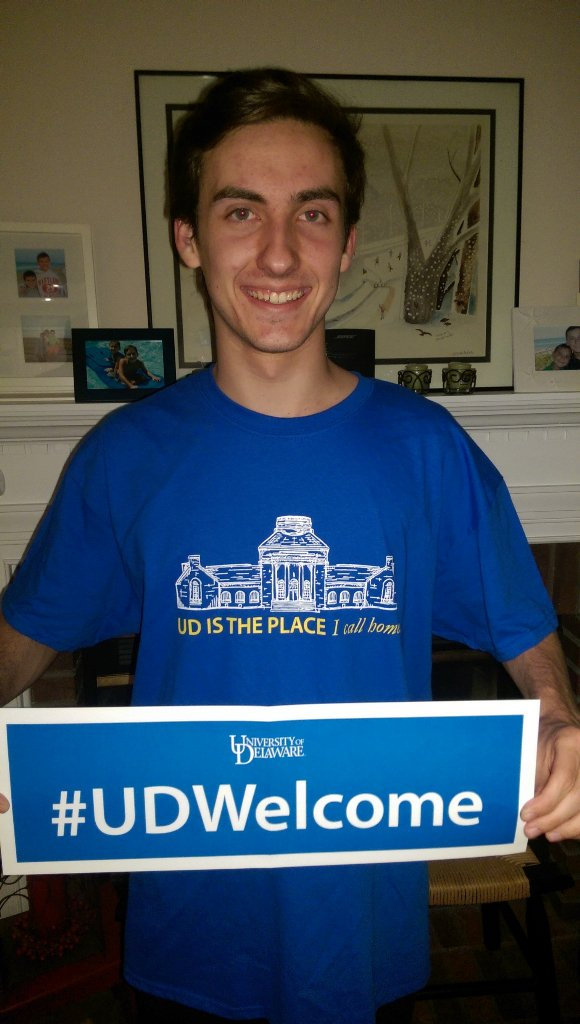 #UDWelcome Spencer Frederick! https://t.co/MofnvIlVQx
