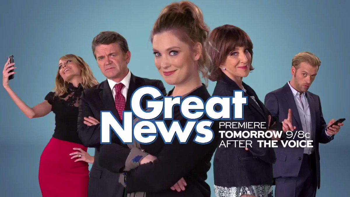 You're in for a treat! Get a special look at @nbcgreatnews before tomo...